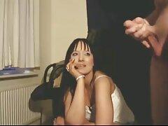 عوضی موجود در لیوان پس از رابطه دهانی در اتاق مناسب زیباترین سکس خارجی اسپرم تازه را بلعید
